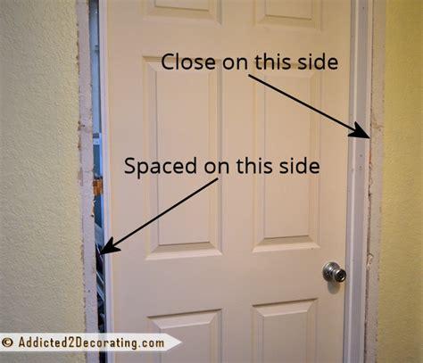 exterior door install how to install a prehung door tips from a novice