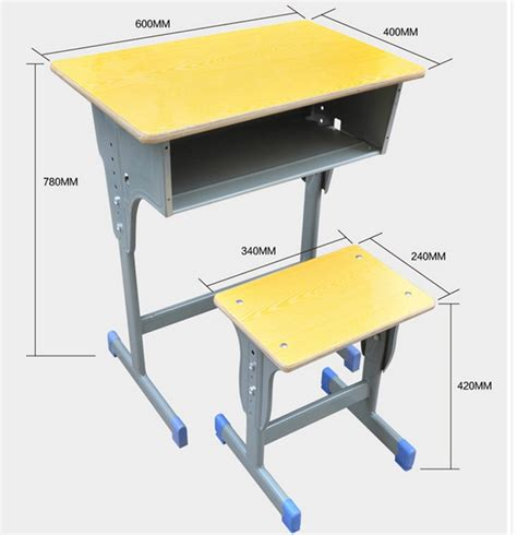 student desk dimensions school desk student classroom standard size school