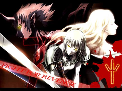 claymore ending anime new world claymore
