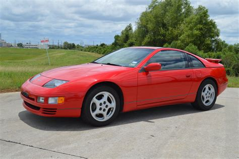 1996 Nissan 300zx For Sale by 1996 Nissan 300zx Turbo My Classic Garage