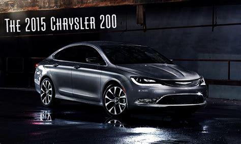 Chrysler Dealers In Ohio by Chrysler 200 Paul Sherry Chrysler Dodge Jeep Ram