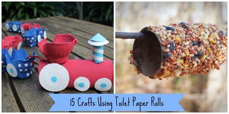 craft using toilet paper rolls 15 crafts using toilet paper rolls