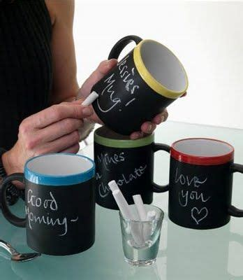 diy chalkboard coffee mug chalkboard mugs start each morning with a written