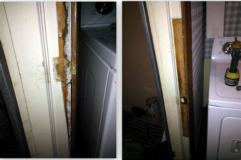 exterior door jamb repair exterior door jamb repair carpentry exterior a handyman