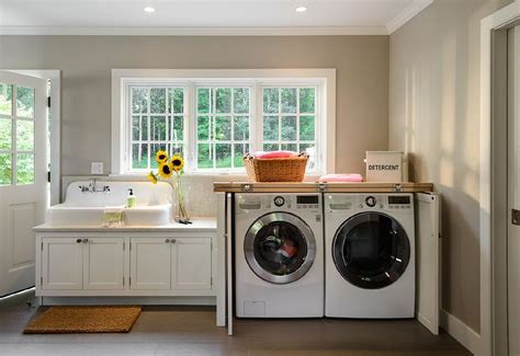 Oil Rubbed Bronze Faucet Kitchen under counter washer dryer design ideas