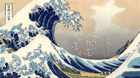 the great wave off kanagawa animated youtube