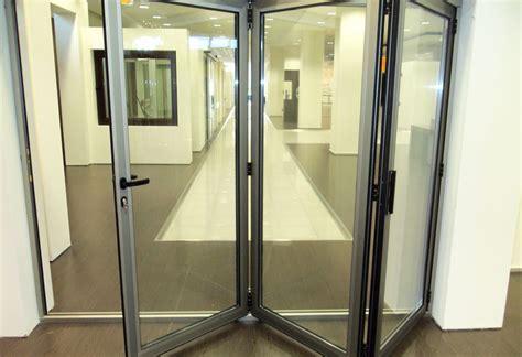 interior folding glass doors beautiful aluminium interior door with white frosted glass