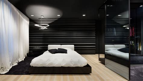 black and white modern bedrooms fascinating bedroom design ideas using white and black
