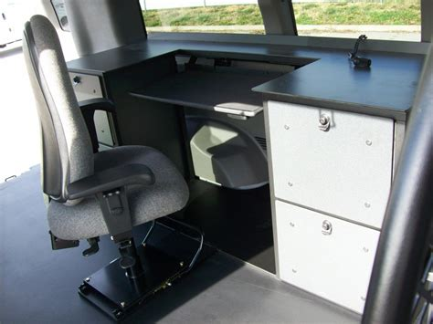 mobile office car desk workstations mobile office html autos post