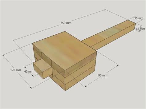 woodworking mallet plan easy wooden mallet