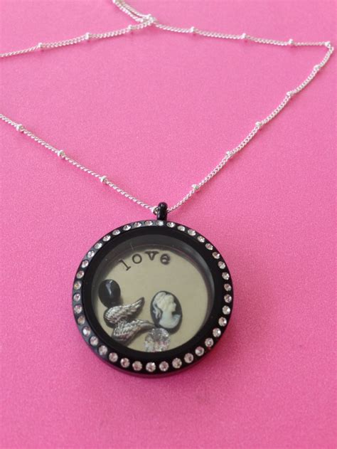origami owl black locket ideas 86 best images about origami owl lockets on