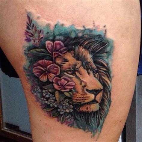 monoseni l 246 we mit blumen tattoos von tattoo bewertung de