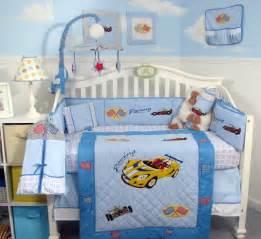 car crib bedding total fab race car crib bedding really race y nursery