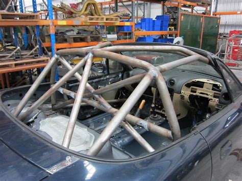 Roll Cage by Circle Track Roll Cage Kits Html Autos Weblog