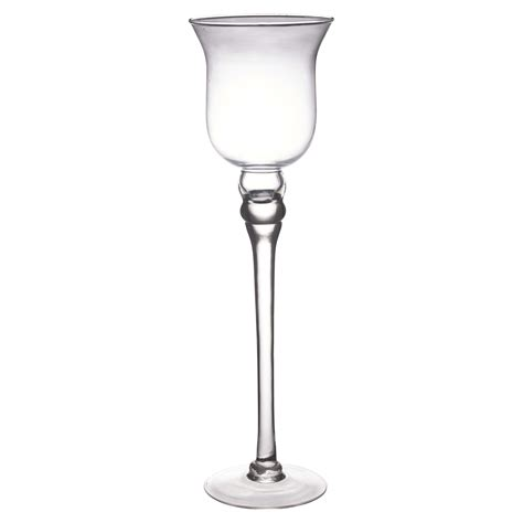 Large Candle Set by Set Of 3 Glass Candle Holders Large Centerpiece Tea