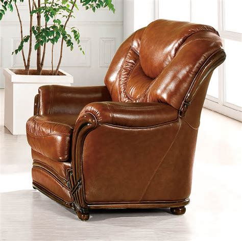 leather chairs living room brown classic italian leather living room chair prime