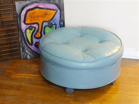 teal tufted ottoman circle teal tufted ottoman bitdigest design build teal