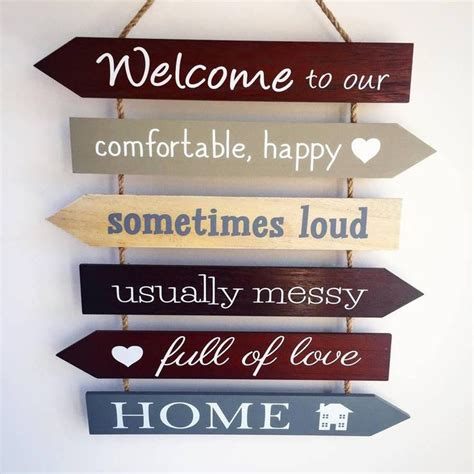 best 25 wooden welcome signs ideas on wood