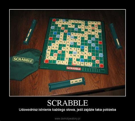 Scrabble Demotywatory Pl