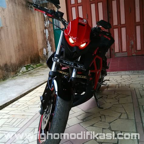 Stret Fighter Style Modifikasi by Kumpulan Jual Headl Modifikasi Fighter Terbaru