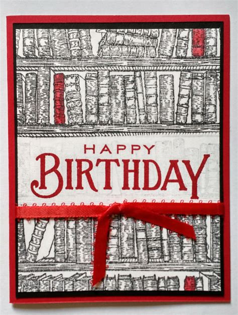 birthday picture books book lover librarian birthday reader school library card