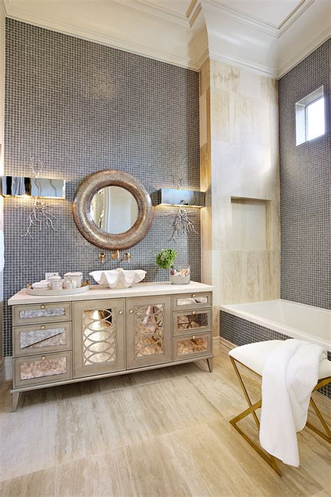 for 2016 decorating your bathroom in silver hues our favorite silver decorated bathrooms