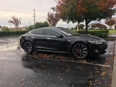 2014 Model S by Model S 2014 Black 47c10 Only Used Tesla