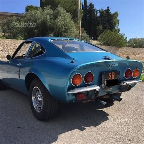 70 Opel Gt by Sold Opel Gt 1900 Anni 70 Used Cars For Sale Autouncle
