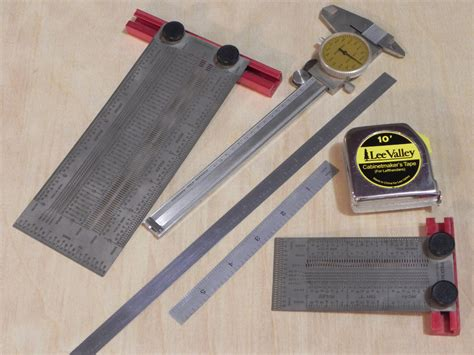 woodworking measurement tools woodworking tools for measuring and layout dan s hobbies