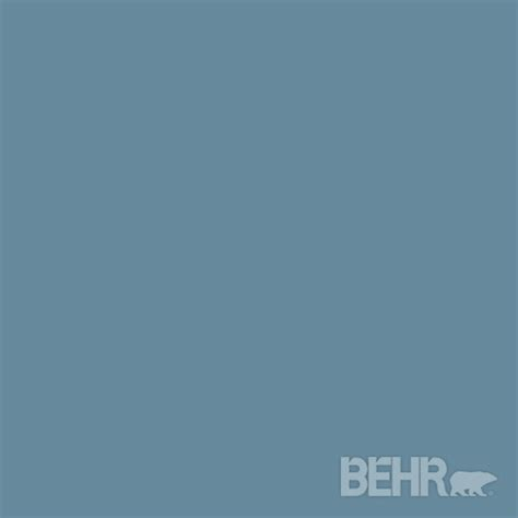Behr 174 Paint Color Winter Lake 550f 5 Modern Paint By
