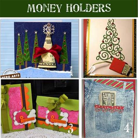 how to make a money holder card 14 creative money gift and gift tutorials tip junkie