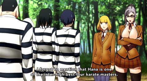 prison school kazaki s episode reviews prison school episode 1 review