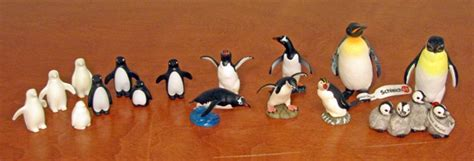 wildlife rubber sts my penguins