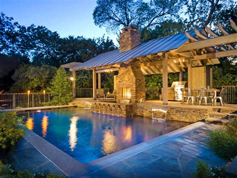 outdoor kitchen designs with pool small outdoor kitchen ideas pictures tips from hgtv hgtv