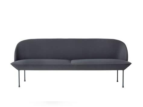 buy the muuto oslo three seater sofa at nest co uk