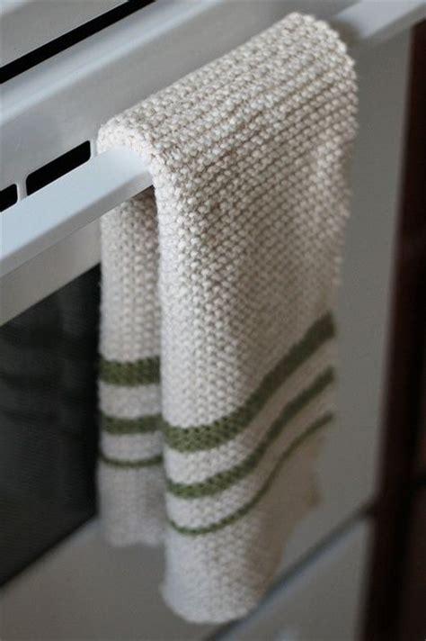 knit towel pattern best 25 dish towel crafts ideas on kitchen