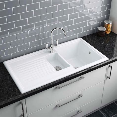 kitchen sink uk white kitchen sinks uk 11790
