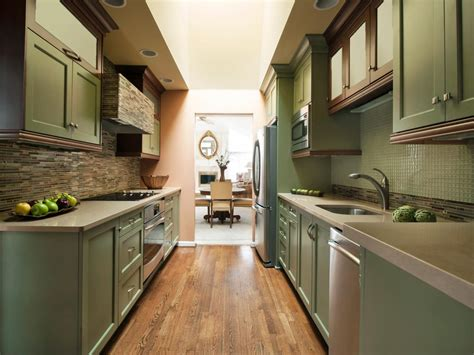 how to design a galley kitchen galley kitchen remodeling pictures ideas tips from