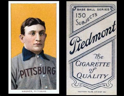 do they still make baseball cards t206 honus wagner baseball card history updates price