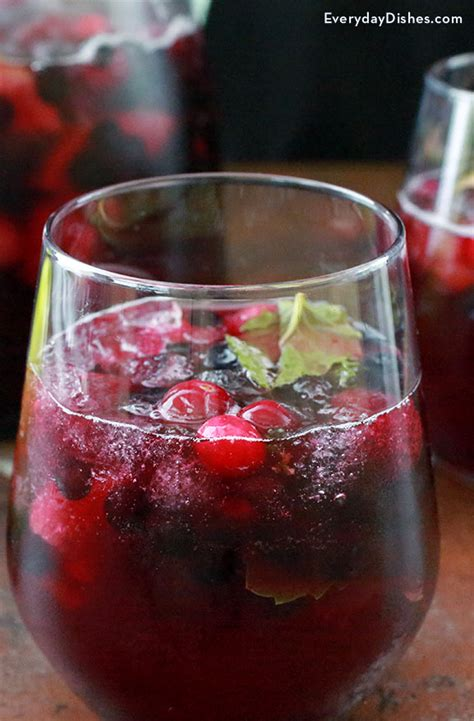non alcoholic punch recipes for non alcoholic cranberry punch recipe