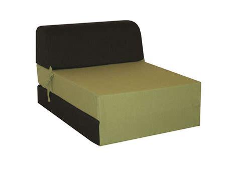 chauffeuse lit d appoint 1 place chappo coloris noir et vert vente de lit d appoint et matelas