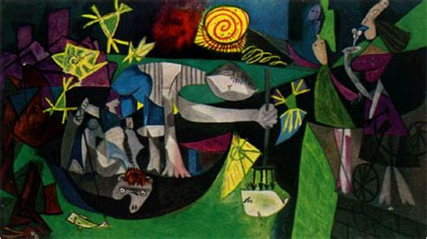 picasso paintings meaning and science