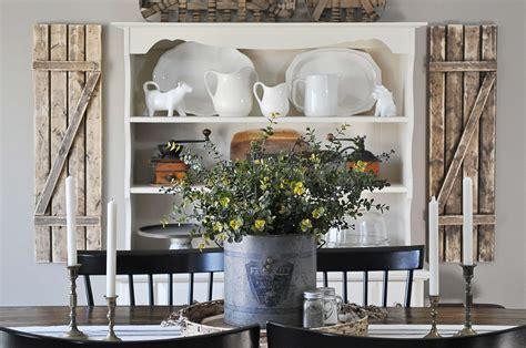 Farmhouse Dining Room Decorating Ideas Unique 80 Farmhouse Dining Room Ideas Inspiration Design