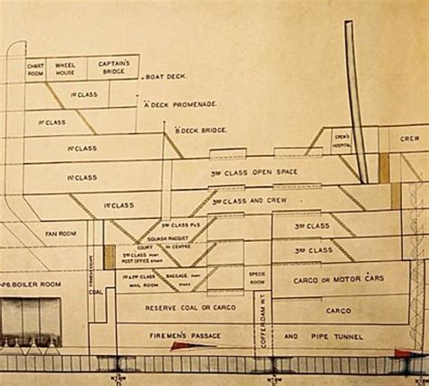 titanic floor plan discover and save creative ideas