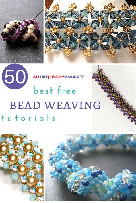 bead weaving patterns 50 best free bead weaving patterns allfreejewelrymaking