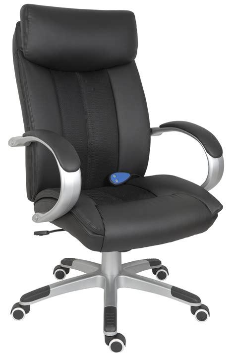 Shiatsu Office Chair by Shiatsu Black Executive Chair