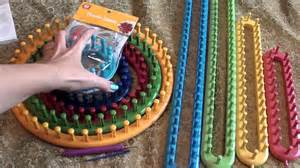 boye loom knitting knifty knitter looms and boye loom tools