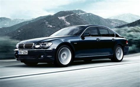 2008 Bmw 760li by The Top Five Bmw 7 Series Cars Of The Last Decade