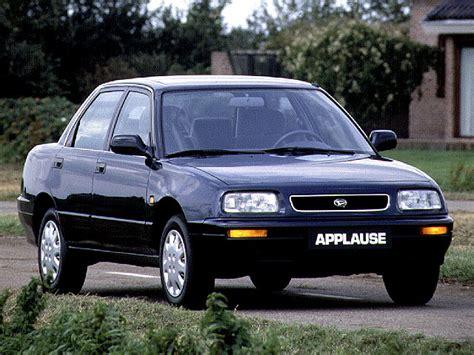 Daihatsu Applause by Daihatsu Applause History Photos On Better Parts Ltd