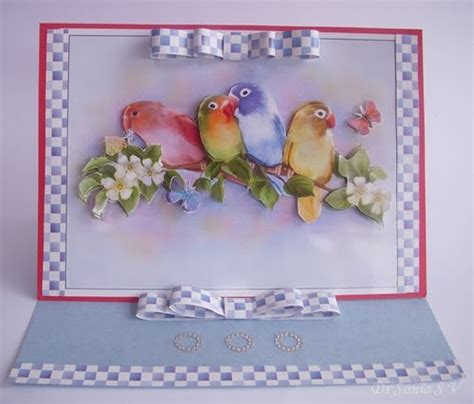 Cards Crafts Projects Easy Paper Bow Tutorial And